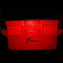 Used Pyrotechnic Storage Box 6 cuft