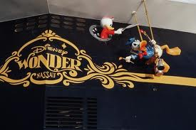 Disney Cruise Lines : The Wonder Alaska Cruise