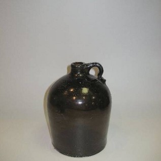 Moonshine Jug Half Gallon - Brown