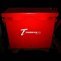 Used Pyrotechnic Storage Box 12 cuft