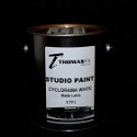 Studio Floor & Cyclorama Paint, White