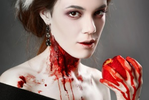 Fake Blood Effects for Halloween