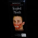 Woochie Stapled Mouth Latex Appliance
