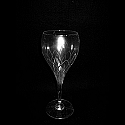 Fancy White Wine Glass