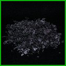 Biodegradable Volcanic Ash Black Movie Grade BIO-ASH, HEAVY FLAKES