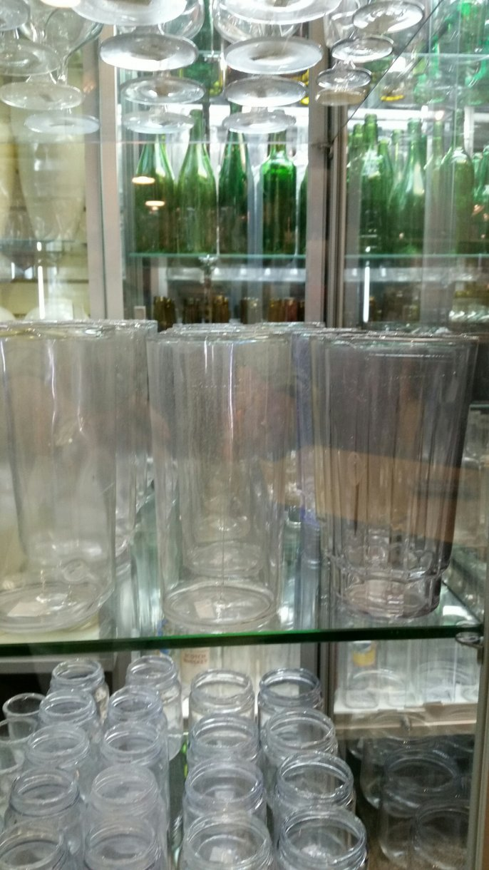 Thomas FX Breakaway Glass Now Cash And Carry