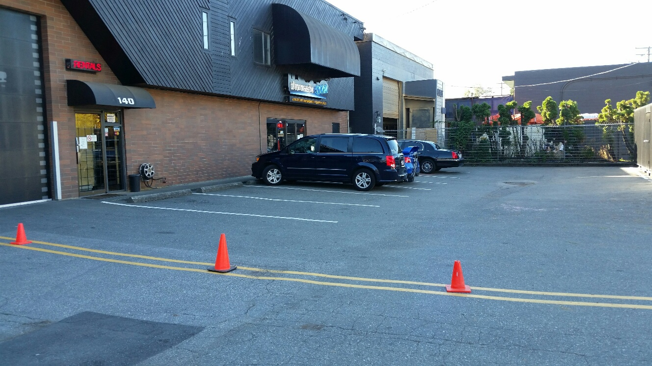 Restricted Parking Until Mid November