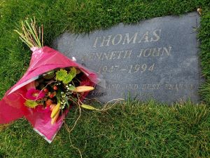 Remembering John Thomas 1947-1994
