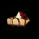 3 Cheesecake Cherry Slices Daily Rental