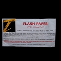 Special Effects Flash Paper - 4 sheets