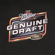 Miller Genuine Draft Beer