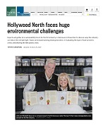 Vancouver Sun Hollywood North Faces Huge Environmental Challenges
