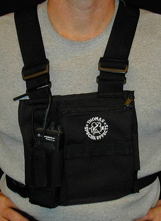 Set Wear - Radio Chest Pack