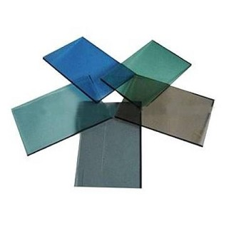 Custom Colored Breakaway Glass  . . . . price per square foot