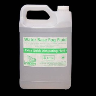 Extra Quick Dissipating Fog Fluid 4 liter