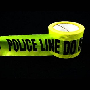 300' Police Barrier Tape