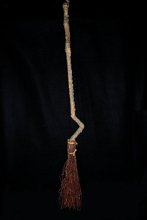 Rustic Witches Broom 48""