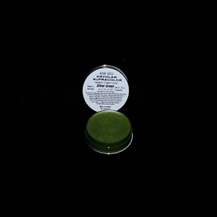 Kryolan Supra Color Metallic Silver Green