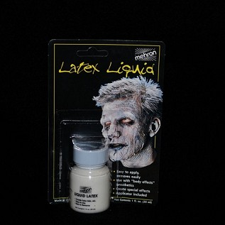 Mehron Latex Liquid w/ Brush