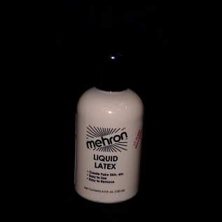 Mehron Liquid Latex Soft Beige 4.5 oz