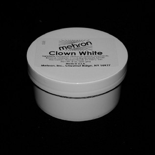 Mehron Clown White 8 oz