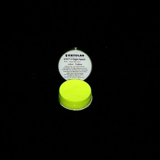 Kryolan Aquacolor UV-Dayglow 8 ml Yellow
