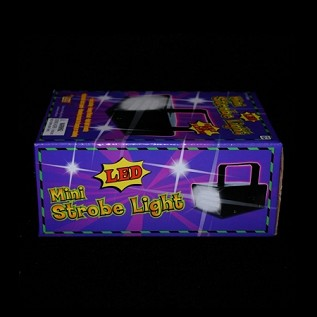 Electric Mini Strobe-light, 2.5 Watt