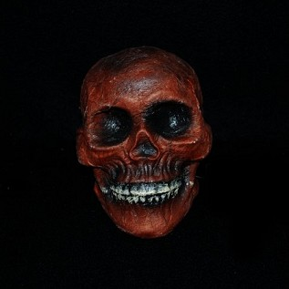 Burnt Flesh Skull