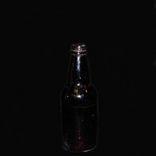 Beer Bottle, Short Neck Brown
