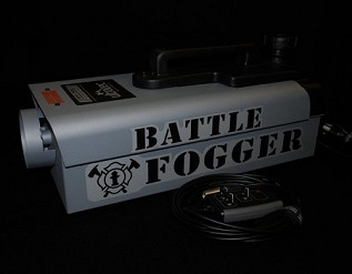 Ultratec Battle Fogger with Timer Remote