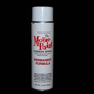 Cobweb Spray by Movie Paint