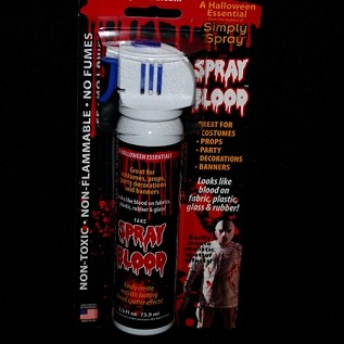 Spray Blood