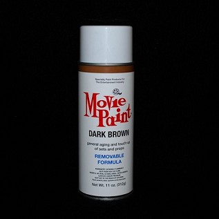 Dark Brown Movie Paint