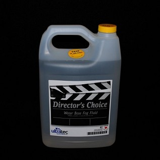 Ultratec Director's Choice Fog Fluid (4L)