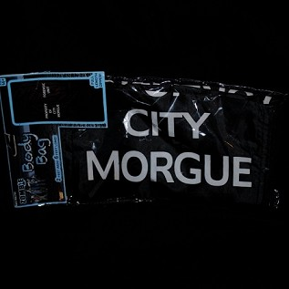 City Morgue Body Bag