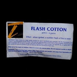 Special Effects Fast Flash Cotton - 4 grams
