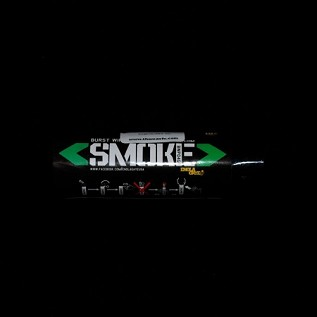 Burst Smoke - Green