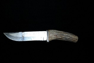 Rubber Bone Buck Knife Daily Rental
