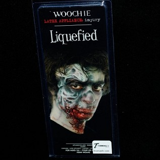Woochie Liquified Latex Appliance