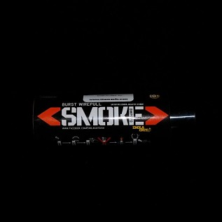 Burst Smoke - Orange