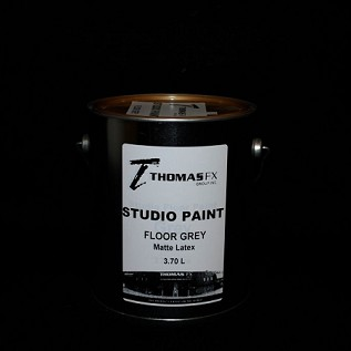 Studio Floor Paint, Gray