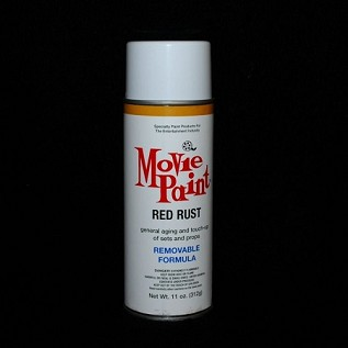 Red Rust Movie Paint