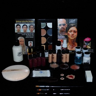 Special Effects Makeup Kit