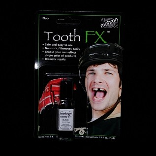 Tooth F/X Black