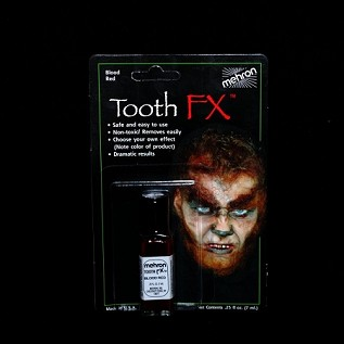 Tooth F/X Blood Red
