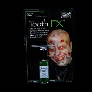 Tooth F/X Spinach