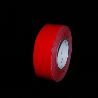 "Gaffer Tape - 2"" Red Nashua"