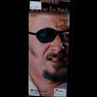 Woochie Best Ever Eyepatch Latex Appliance