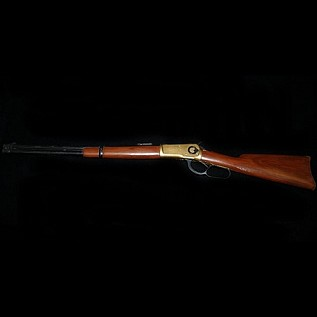 Rubber Smith & Wesson Lever Action Rifle
