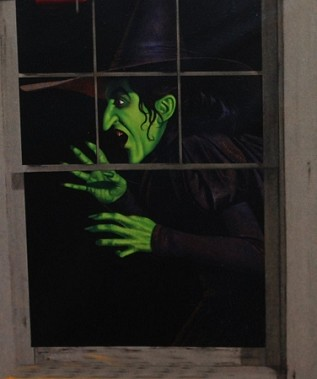 Wicked Witch of the West Single Window Poster